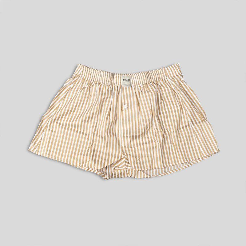 metralha boxer shorts stripes